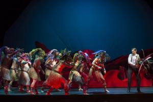 Theater Basel: Alcina Premiere: 10.06.2017 Copyright: Theater Basel / Priska Ketterer